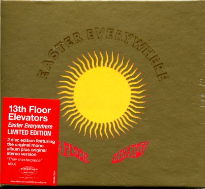 Kaleidoscope music for 13th floor elevators easter everywhere