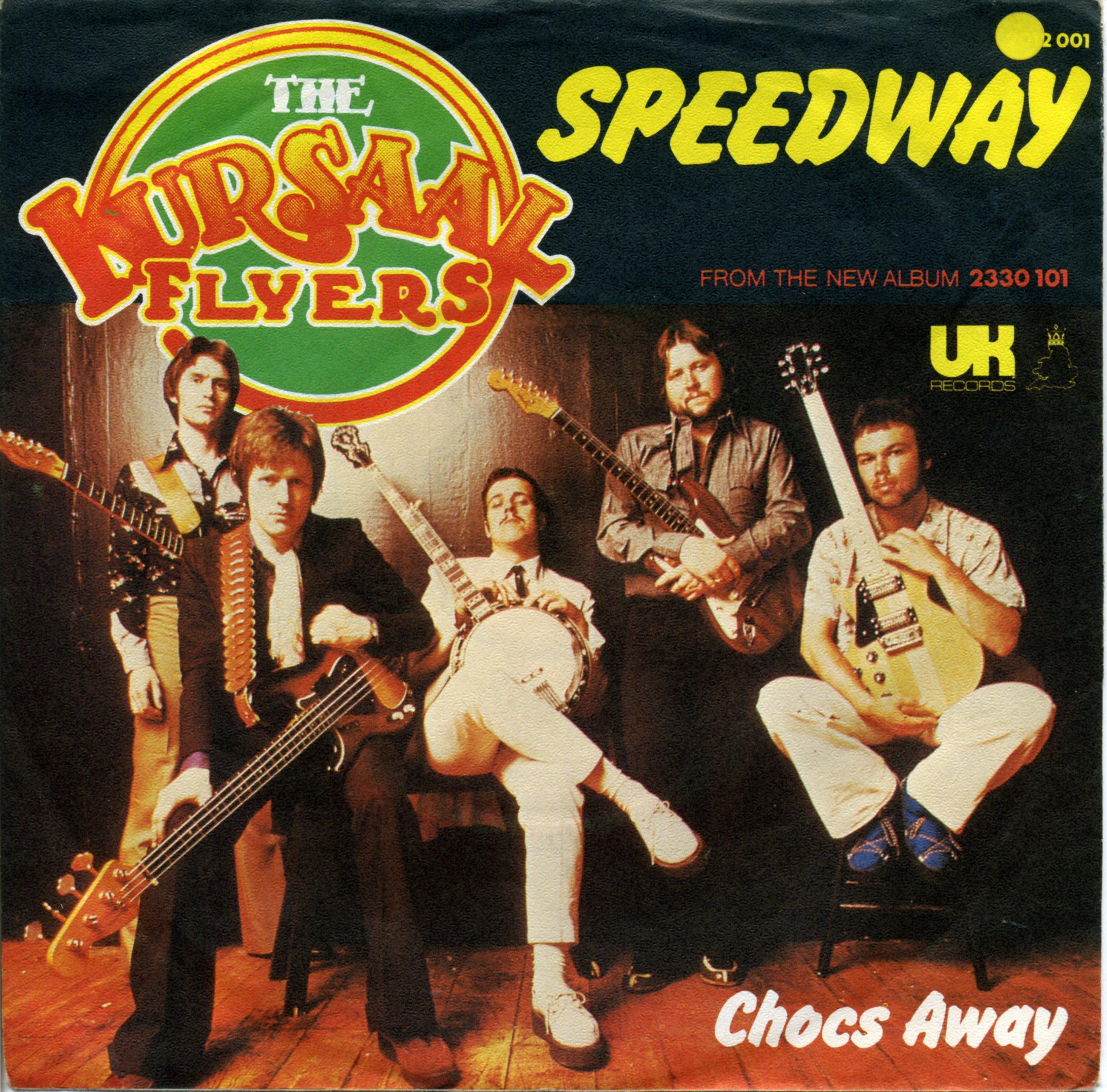 The Kursaal Flyers: Speedway