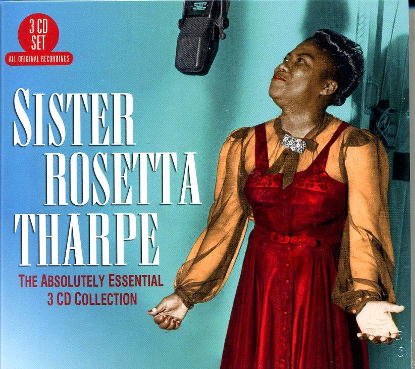 Sister rosetta tharpe albums baixar