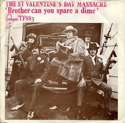 ST VALENTINES DAY MASSACRE, The   (see: Artwoods)