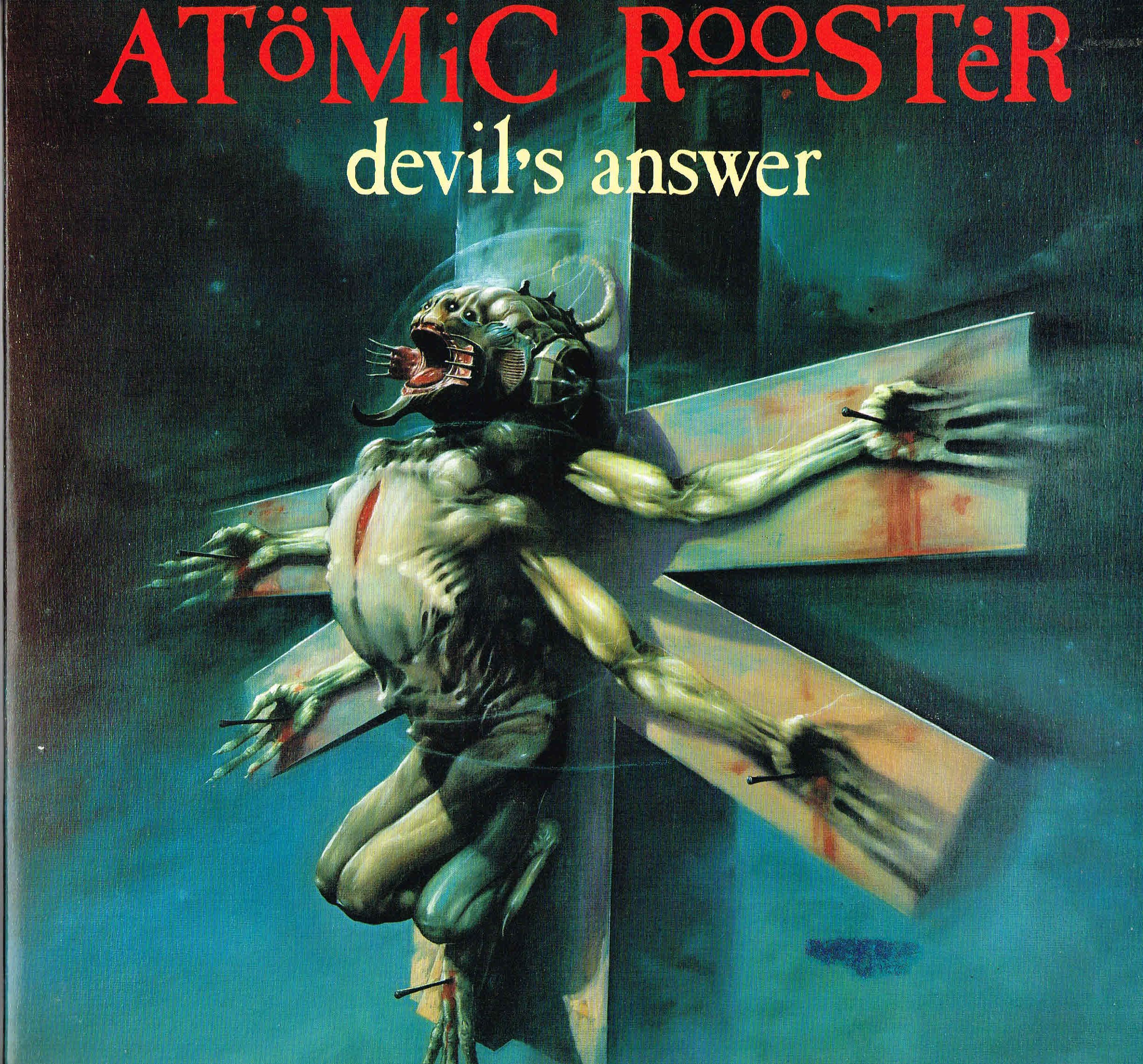 ATOMIC ROOSTER