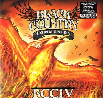 BLACK COUNTRY COMMUNION   (see: Joe Bonamassa, Glenn Hughes, Bon