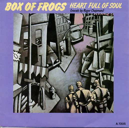 BOX OF FROGS  (= Yardbirds)
