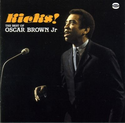 BROWN Jr., OSCAR