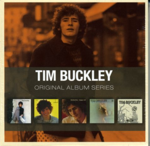 BUCKLEY, TIM
