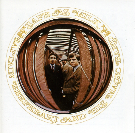 CAPTAIN BEEFHEART & His MAGIC BAND