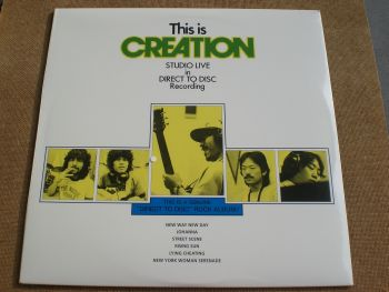 CREATION   (Blues Creation)