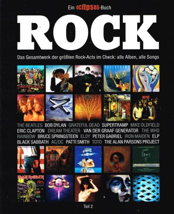 ECLIPSED Buch Rock - Teil 2