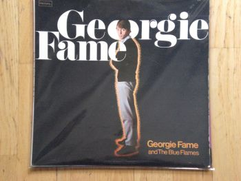 FAME, GEORGIE And The BLUE FLAMES