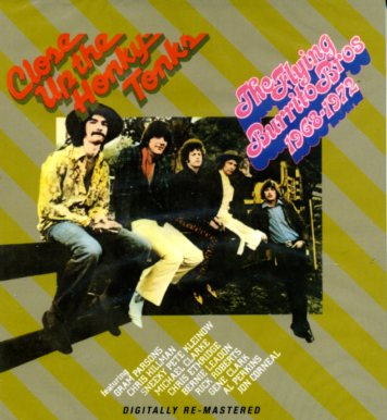 FLYING BURRITO BROS, The