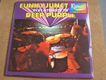 FUNKY JUNCTION  (Rock Machine - Thin Lizzy)