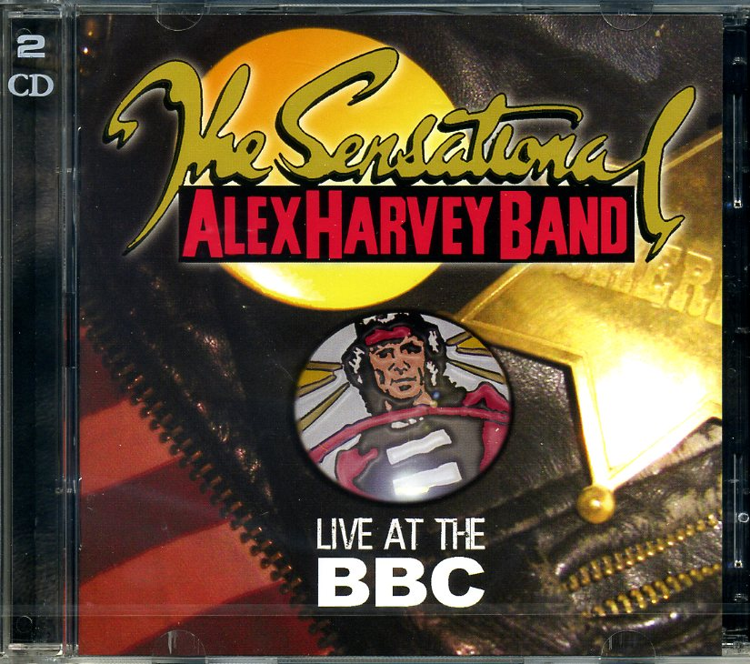 HARVEY, ALEX - The Sensational Alex Harvey Band