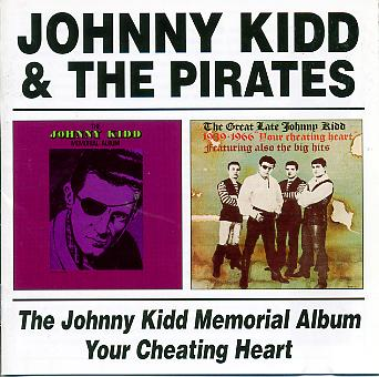 KIDD, JOHNNY & THE PIRATES