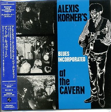 KORNER, ALEXIS BLUES INCORPORATED