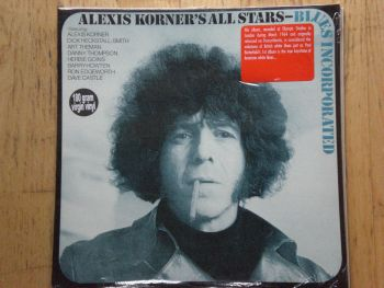 KORNER, ALEXIS ALL STARS + BLUES INCORPORATED