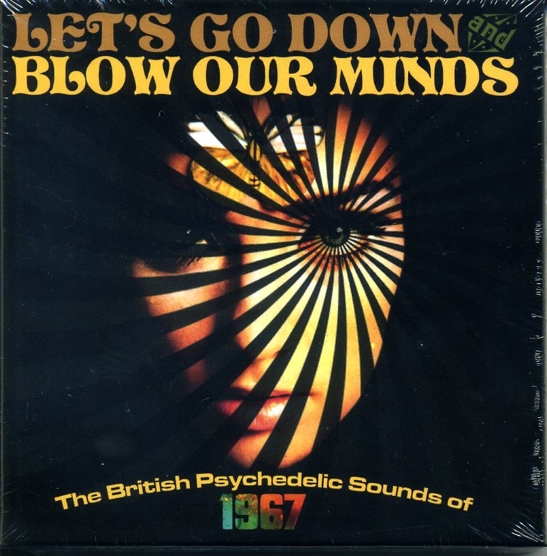 V/A - LET's GO DOWN and BLOW OUR MINDS