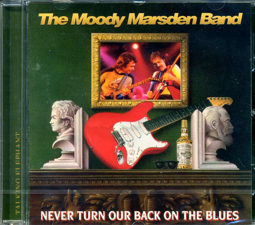 MOODY MARSDEN BAND, The