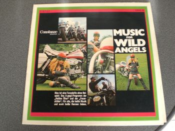 V/A - MUSIC FOR WILD ANGELS
