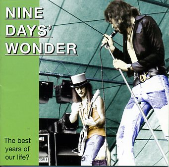 NINE DAYS WONDER