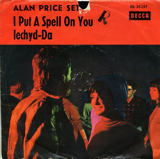 PRICE, ALAN SET