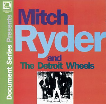 RYDER, MITCH and The DETROIT WHEELS