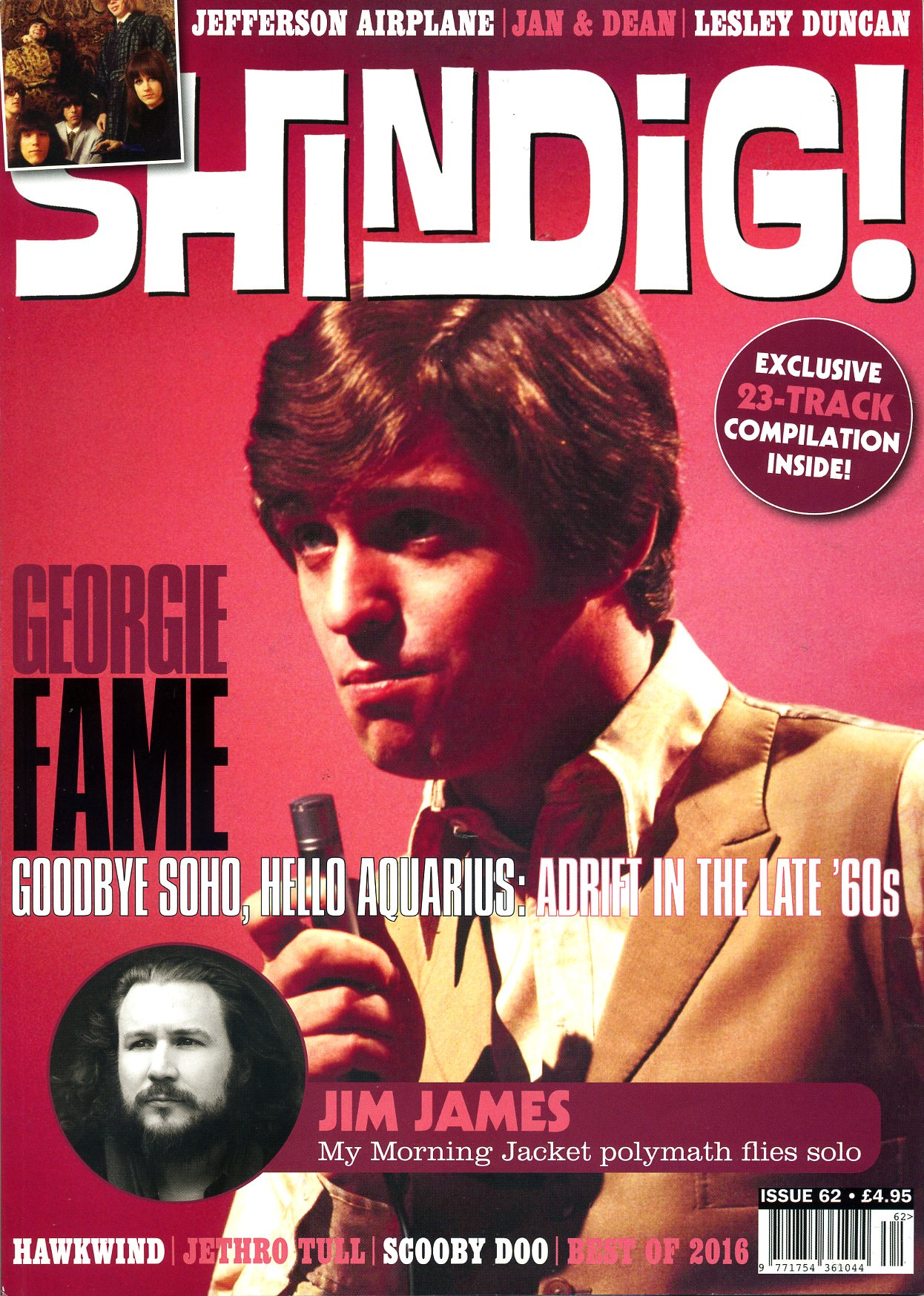 SHINDIG! Issue 62  (ab: 2.Dez)