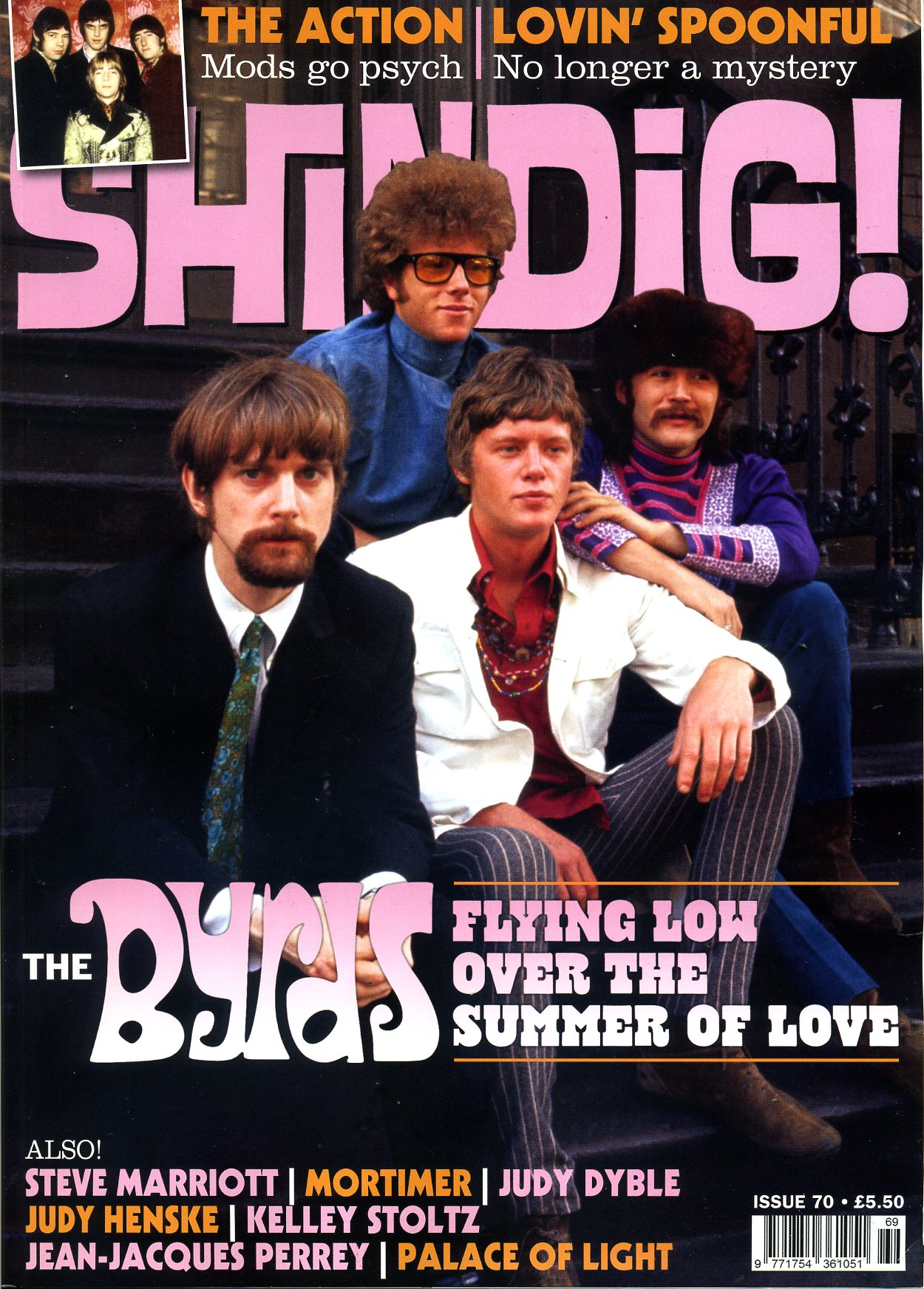 SHINDIG! Issue 70  (ab: 1.August)