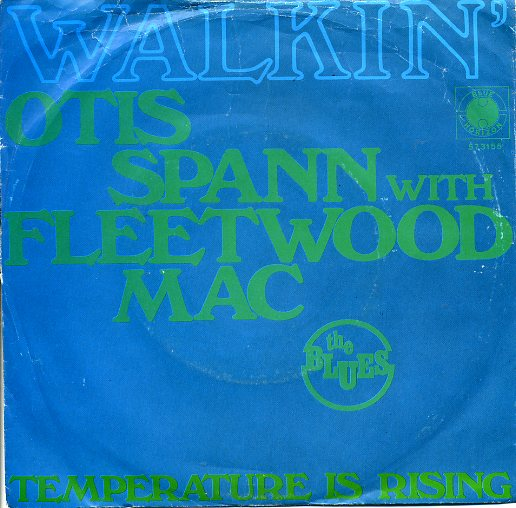 SPANN, OTIS with  FLEETWOOD MAC