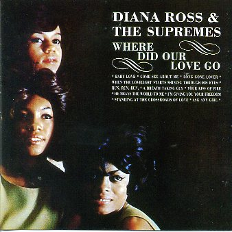 SUPREMES, The & DIANA ROSS